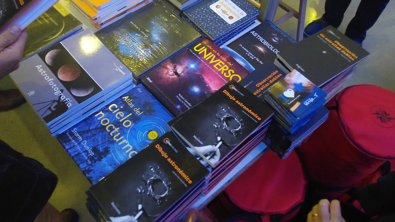 ¡Qué buena pinta tienen estos libros!