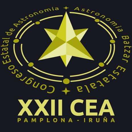 logo del Congreso Estatal de Astronomía